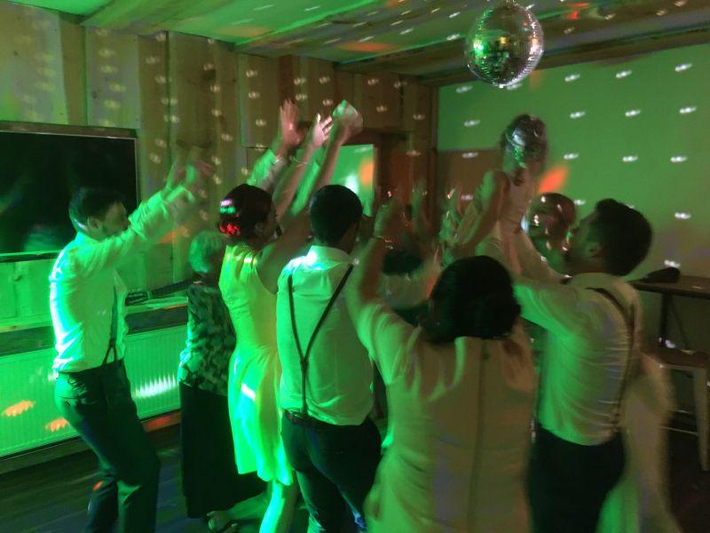 DJ für Hochzeit im Lehmhaus am Anger Schkeuditz