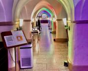 Wandbeleuchtung in Chemnitz für Feier mieten